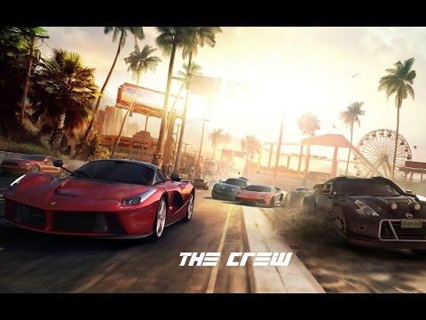 The Crew 2014 PC Цифровая лицензия скачать через