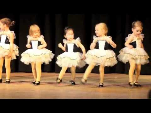 When I Grow Up Toddler Tap Dance