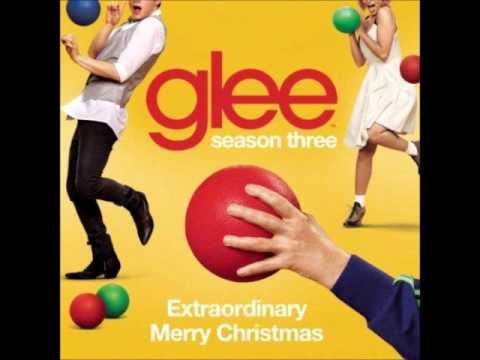 Glee - Extraordinary Merry Christmas (DOWNLOAD MP3 + LYRICS)