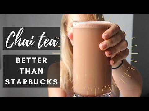 CHAI TEA RECIPE | KETO TEA | BULLETPROOF COFFEE ALTERNATIVE | HOW TO MAKE CHAI TEA LATTE |