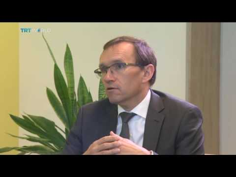 Cyprus Reunification: Interview with UN Special Adviser for Cyprus Espen Barth Eide