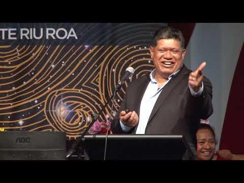 Palatasa Havea addresses Annual Conference