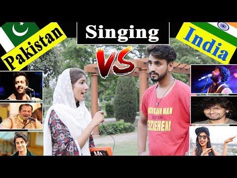 Indian Singer Vs Pakistani Singer   Which is Favorite For Pakistani Public   Pakistani Reaction