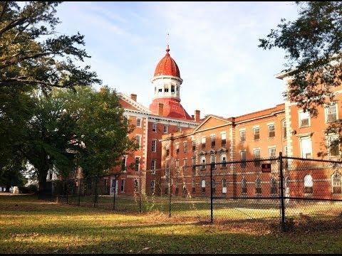 Abandoned Insane Asylum - Columbia, SC (Urban Exploration)