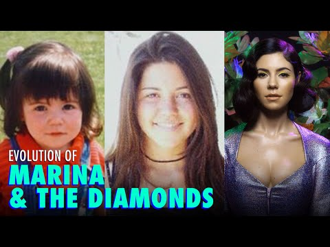 Marina And The Diamonds: Her Life Story