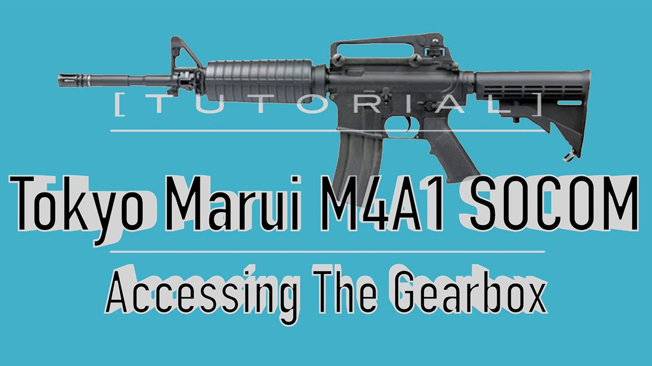 M4 Carbine Disassembly Diagram - Enthusiast Wiring Diagrams •
