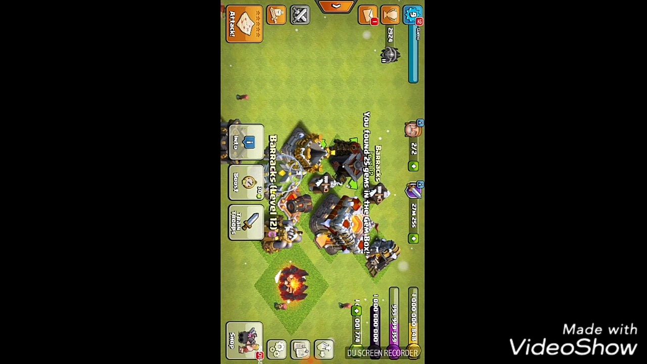BEST CLASH OF CLANS PRIVATE SERVER 2017 POWER OF THE