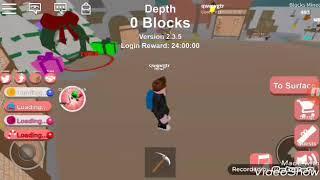 DUDU GAME 0 JOGA ROBLOX MINING