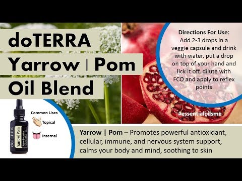 interesting-doterra-yarrow-pom-essential-oil-uses