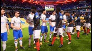 [FIFA18] France vs Italie | Match Amical FIFA | 01 Juin 2018 | Pronostic
