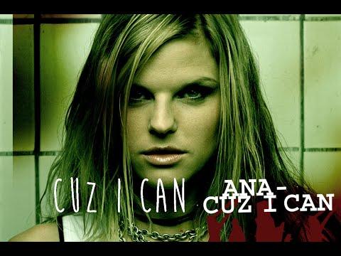 Клип Ana Johnsson - Cuz I Can
