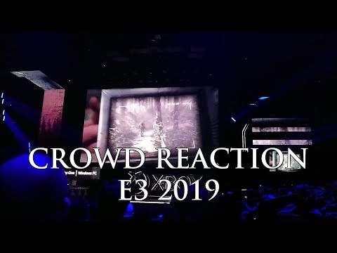 E3 2019: Crowd Reaction to Blair Witch Reveal Trailer | Xbox Briefing