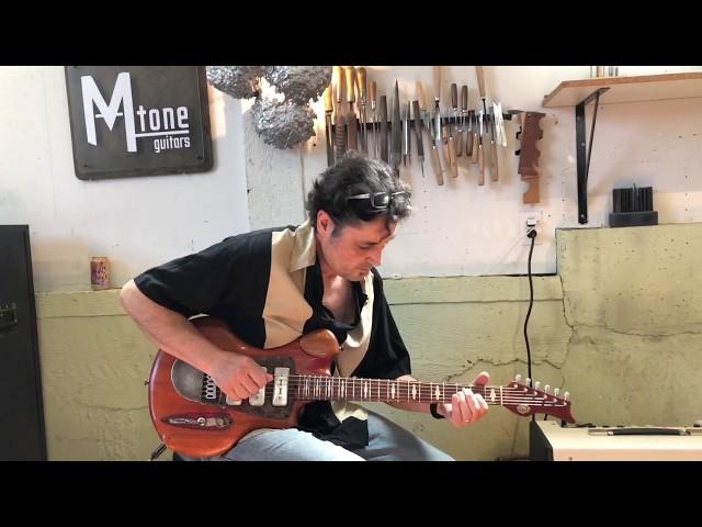 M-tone Guitars - Flight Risk 8 - part 1