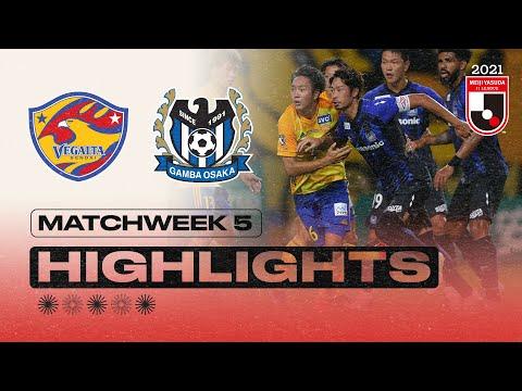 Sendai G-Osaka Goals And Highlights