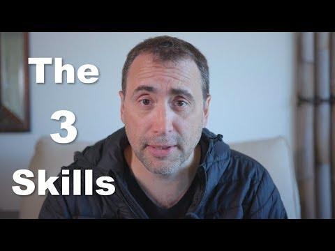 The 3 Skills of a Modern Entrepreneur