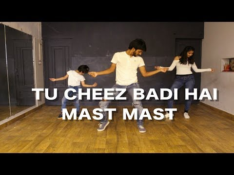 Tu Cheez Badi hai Mast Mast  Machine  Deepak Tulsyan Choreography