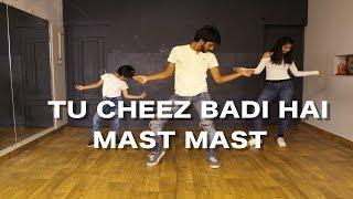 Tu Cheez Badi hai Mast Mast | Machine | Deepak Tulsyan Choreography