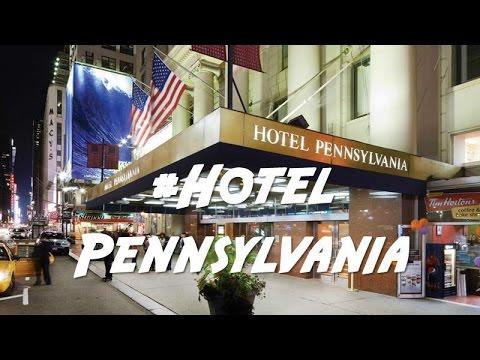 Hotel Pennsylvania New York Ny