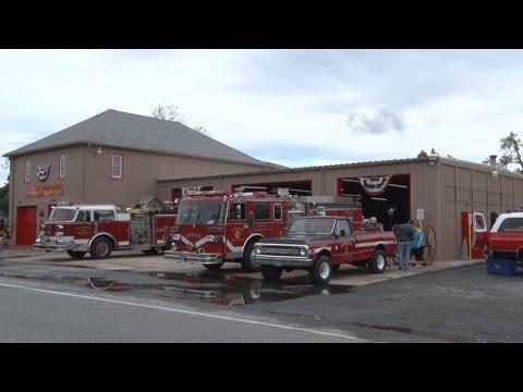 Cradle of Liberty Repaupo Fire Museum Dedication  5/22/16