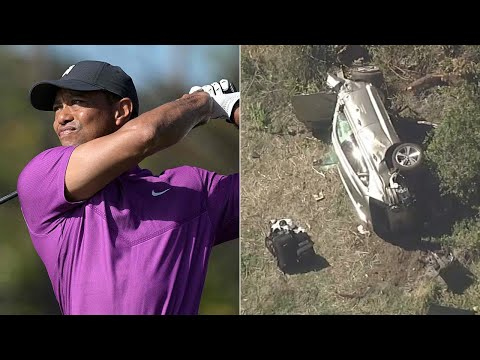 Tiger Woods was driving over 80 mph, nearly twice the legal speed limit, before he crashed   ABC7