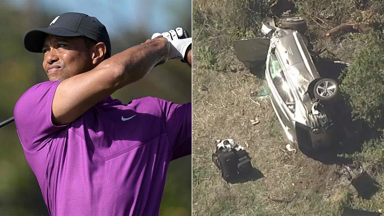 Tiger Woods was driving nearly twice speed limit in crash, but not ...