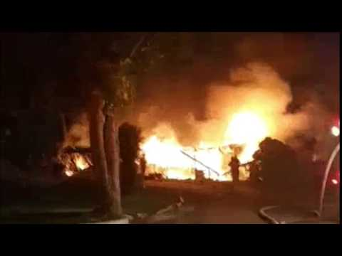 House fire in Cottonwood