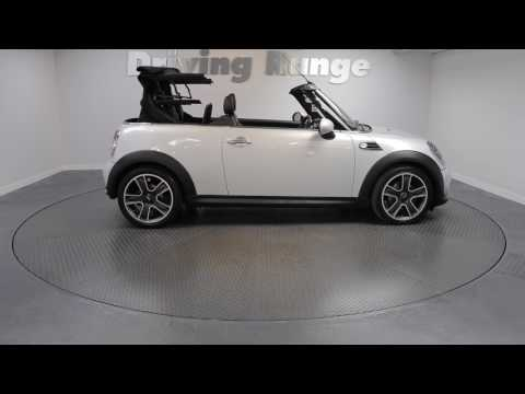 2011 61 Mini Cooper 1 6 SOHO Convertible