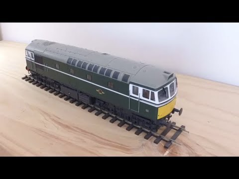 Model Trains 50 - step by step Heljan 7mm O gauge class 33 gear replacement