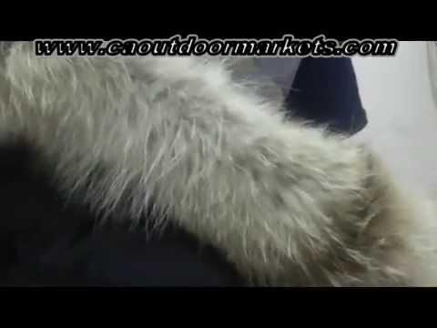 Canada Goose hats outlet 2016 - Canada Goose jacka Victoria parka black small 2012/09/17 - YouTube