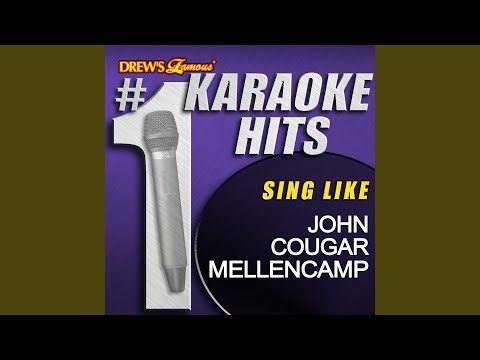 Authority Song (As Made Famous By John Cougar Mellencamp)