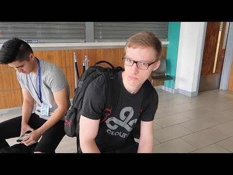 WE MADE IT OUTTA GROUPS... then lost (ECS London Pt. 2)
