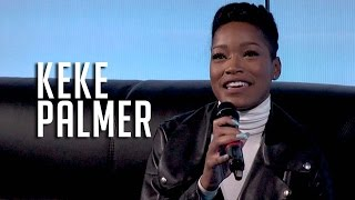 Keke Palmer on Kissing Cassie, Dating Girls, Depression &