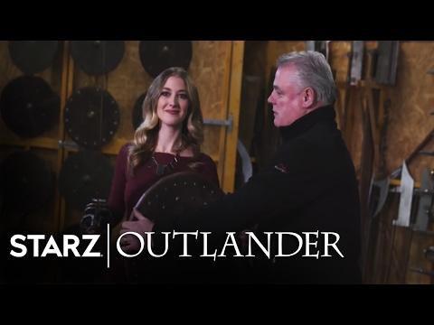 Outlander   Armoury Tour   STARZ