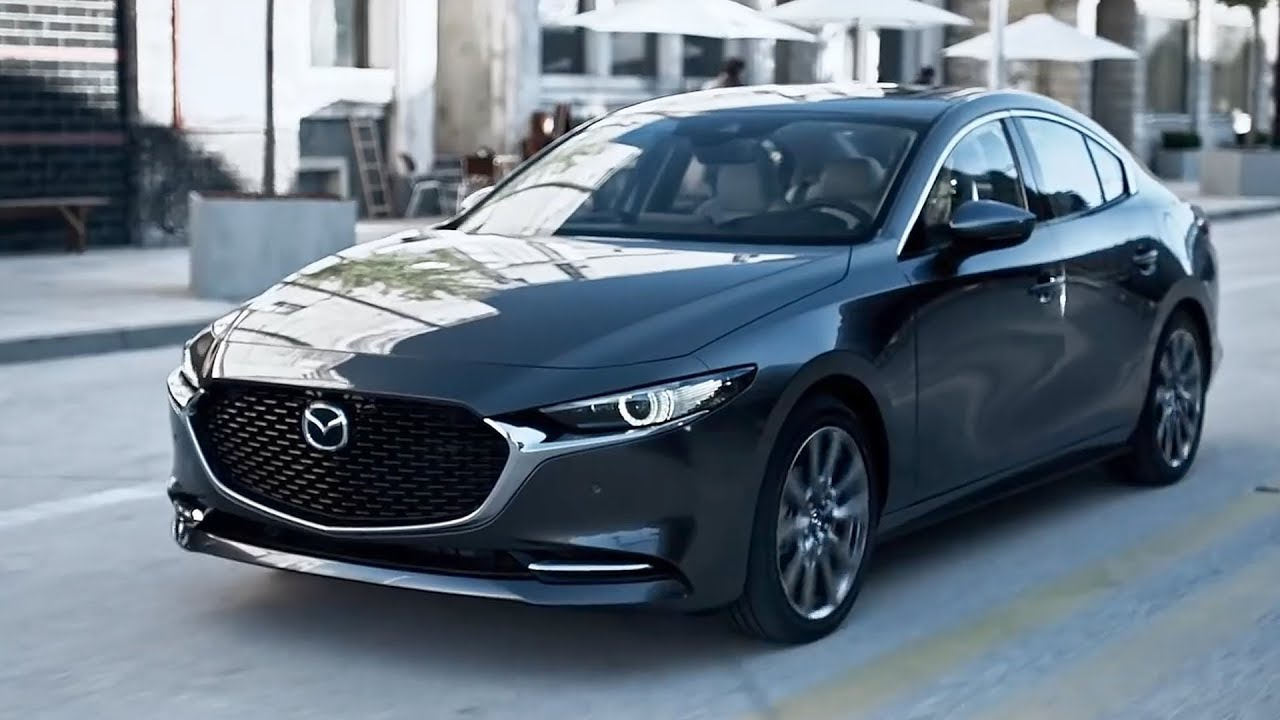 2019 Mazda 3 Youtube