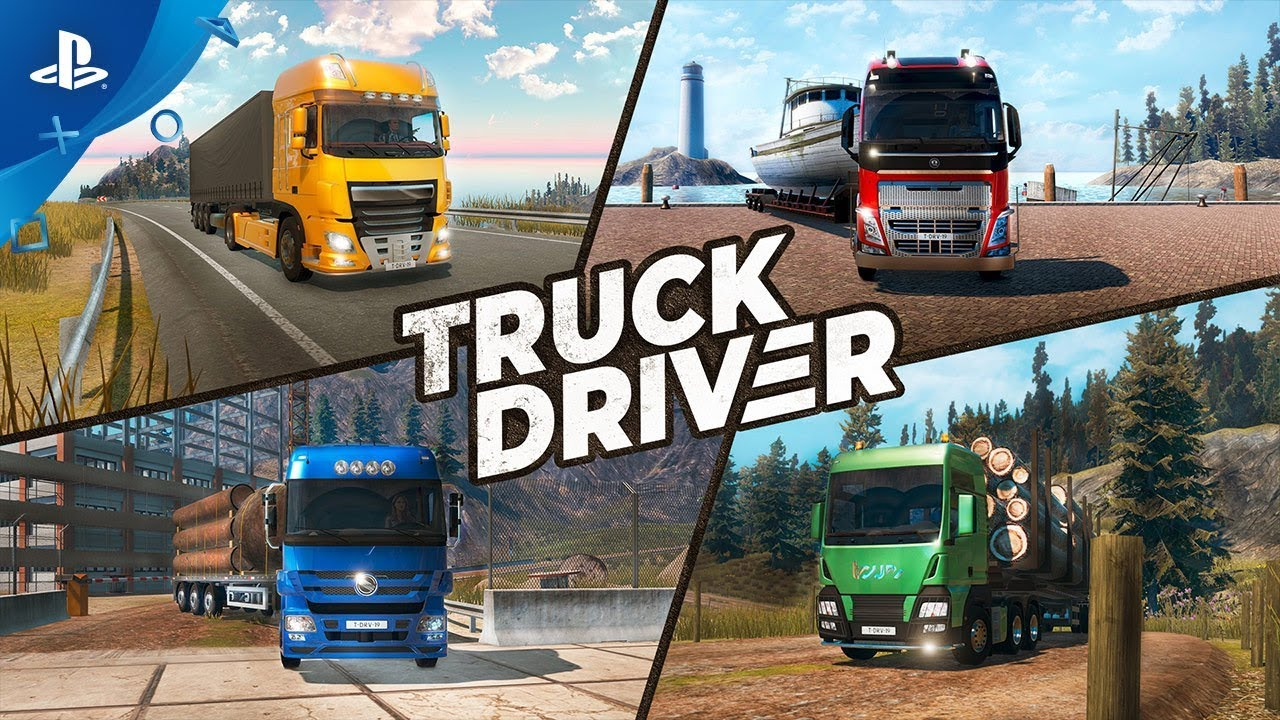 Truck Driver - Launch Trailer | PS4