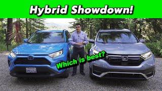 Sorry Honda, I Changed My Mind | RAV4 Hybrid vs CR-V Hybrid YouTube Videos