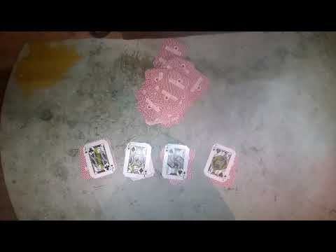 Shin Lim's Four Card Awesome Impossible  (Card Trick)