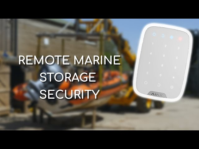 Remote Marine Storage Security
