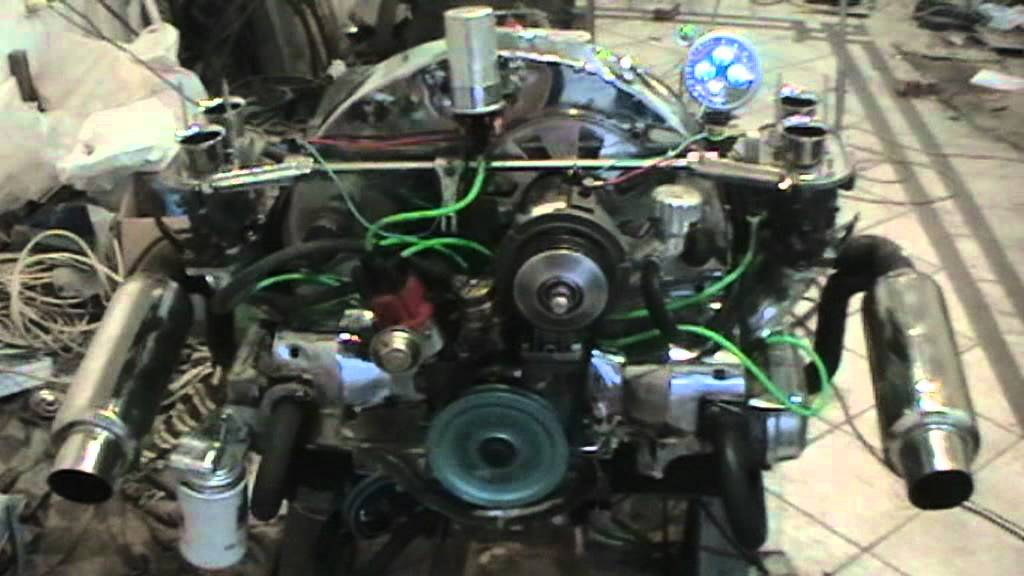 Vw Type-1 2054cc Stroker Engine