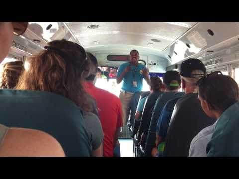 Tour Guide from Belize.