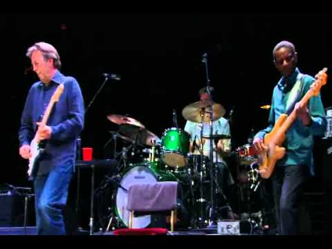 Eric Clapton And Steve Winwood Live From Madison Square Garden Sleeping In The Ground Youtube