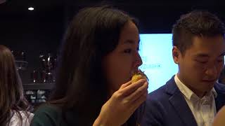 Hong Kong Tatler T.Dining Week 2017. Dim Sum Duets Presented with V-ZUG