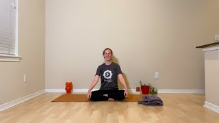 Gentle Yoga with Shelley Cook (Towel / Strap / Belt needed)