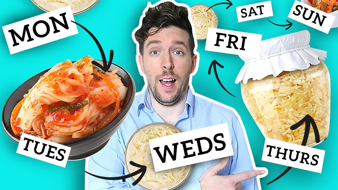 Why I Eat Sauerkraut And Fermented Foods 7 Days A Week