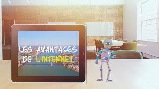 Les avantages de l'internet? - ADOS TECHNOS 📲😉👍🏽