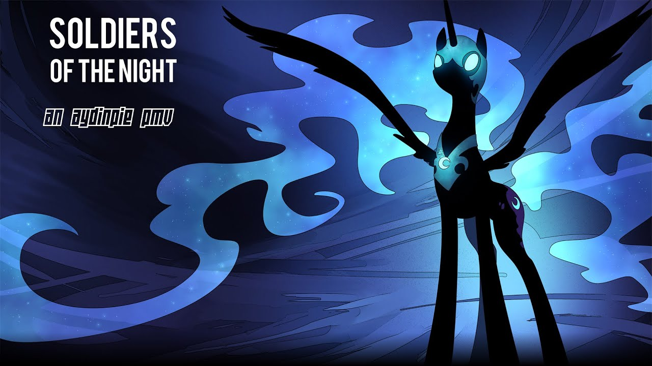 Red Dragon Girl Wallpaper Pmv Soldiers Of The Night Youtube