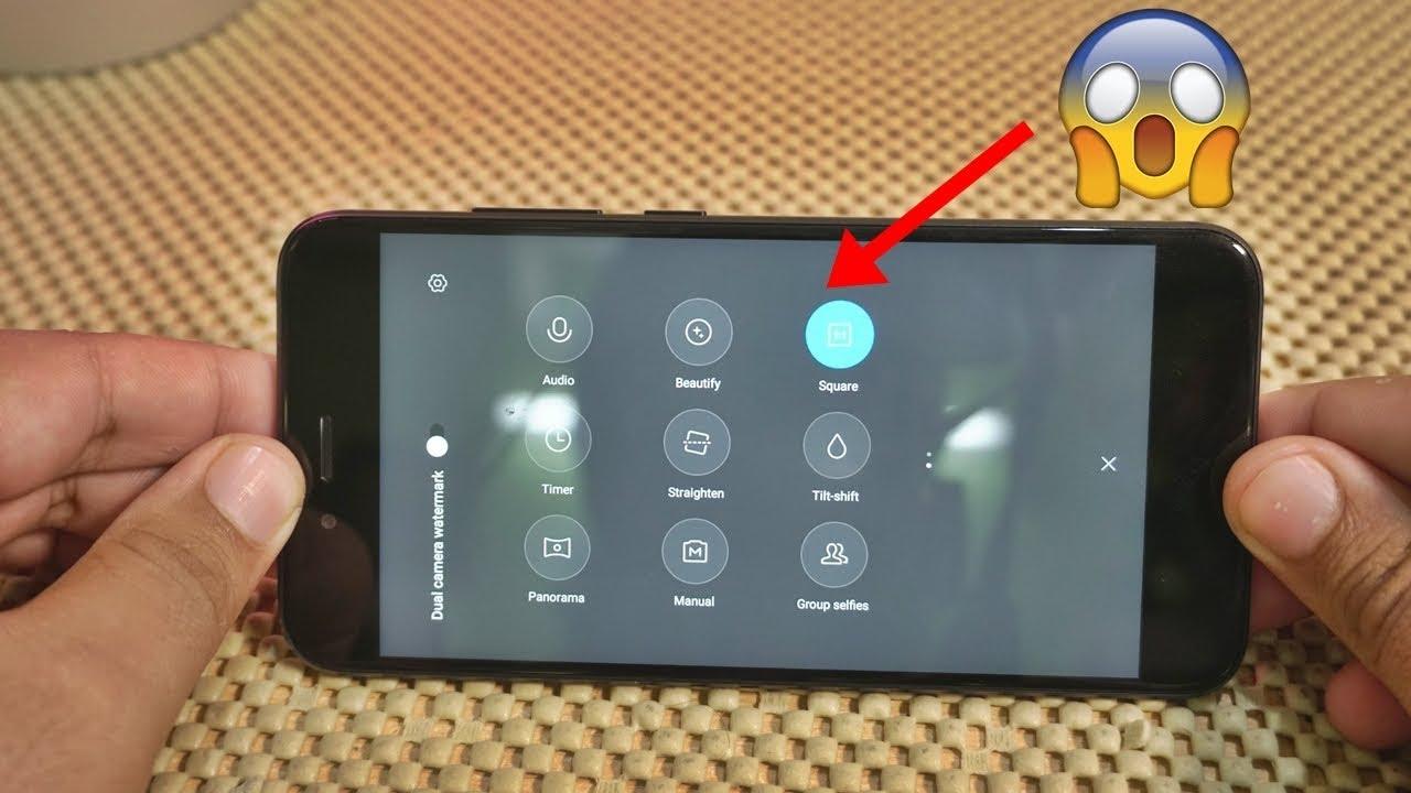 Xiaomi Mi A1 Camera UI : All Camera Features Explained 😀