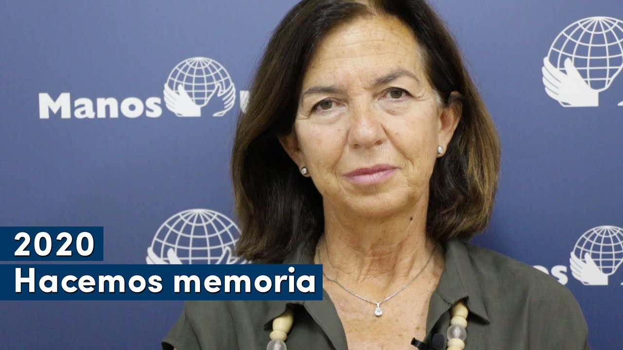Manos Unidas. Memoria 2020