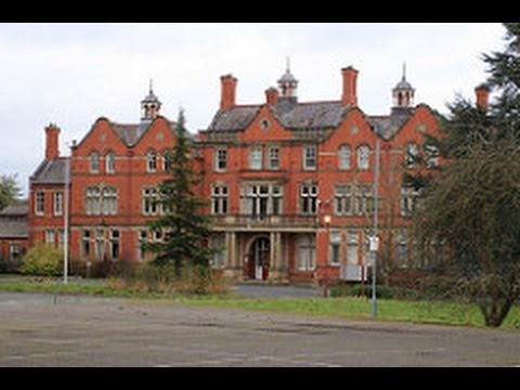 ABANDONED COLLEGE (Shrewsbury)
