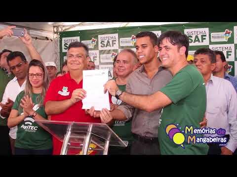 Governador Flávio Dino Na Agritec De São Raimundo Das Mangabeiras